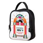 Oldies 1079 Neoprene Lunch Bag