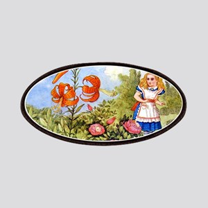 The Talking Flowers and Alice in Wonderland, Patch