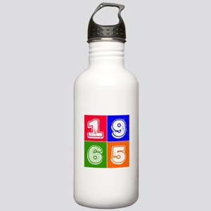 1965 Birthday Designs Stainless Water Bottle 1.0L