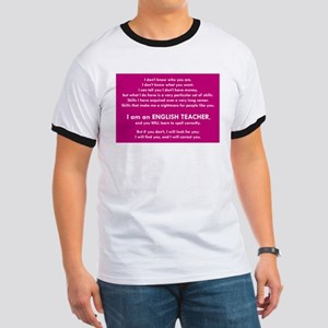 I Will Find You – Spell Properly T-Shirt