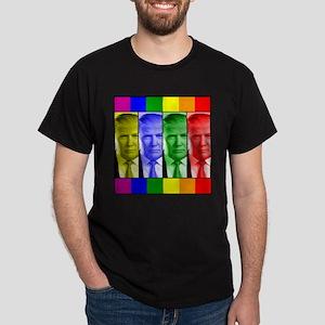 Trump Gay Pride T-Shirt