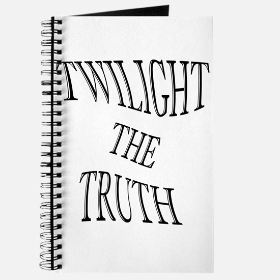 Twilight The Truth Journal