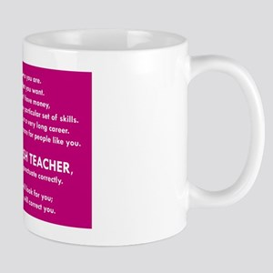 I Will Find You – Punctuation Mugs