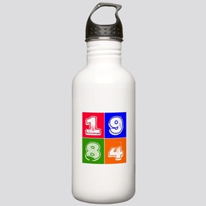 1984 Birthday Designs Stainless Water Bottle 1.0L