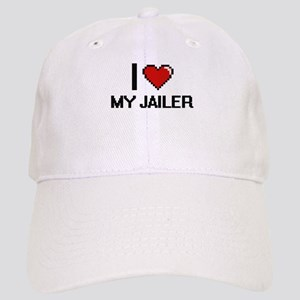 I Love My Jailer Cap