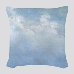 Big Sky Woven Throw Pillow