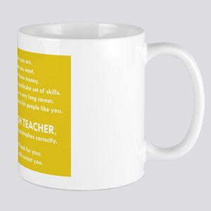 I Will Find You - Apostrophes Mugs