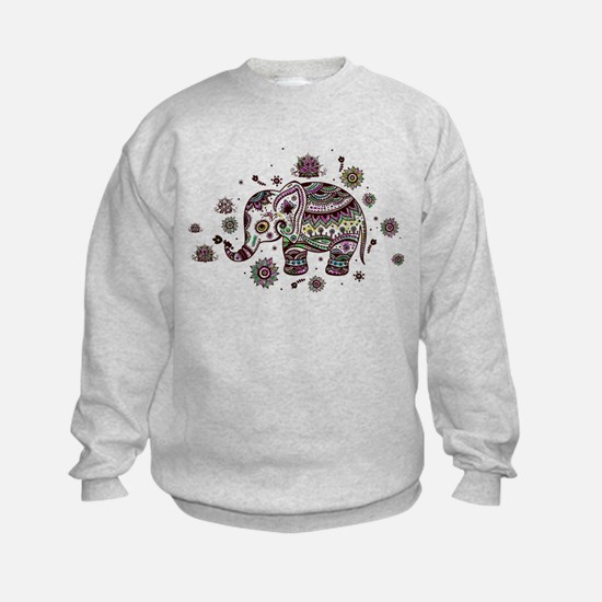 Unique Baby elephant Sweatshirt
