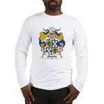 Quinto Family Crest Long Sleeve T-Shirt