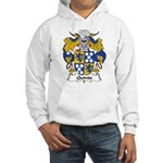 Quinto Family Crest Hooded Sweatshirt