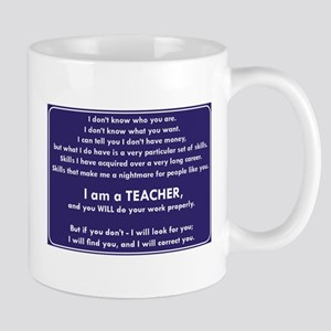 I Will Find You - You Will Do Your Work Prope Mugs