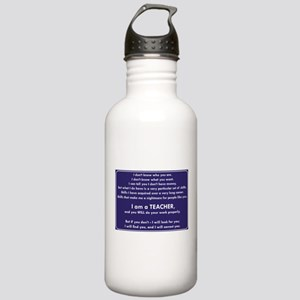 I Will Find You - You Stainless Water Bottle 1.0L