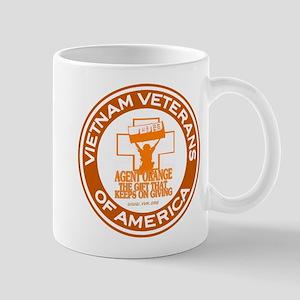 VVA Orange Mug