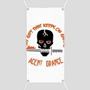 Agent Orange Banner