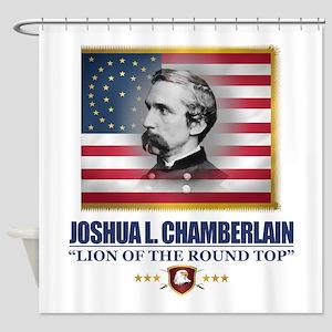 Chamberlain (C2) Shower Curtain