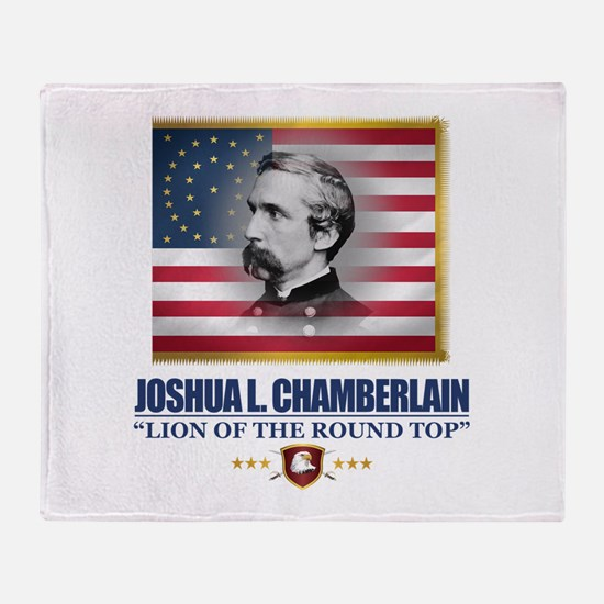 Chamberlain (C2) Throw Blanket
