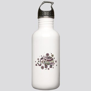 Cute Pastel Colors Flo Stainless Water Bottle 1.0L