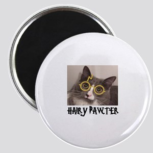 CATS - HAIRY PAWTER Magnet