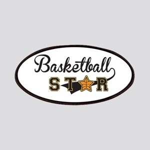 Basketball Star Patch