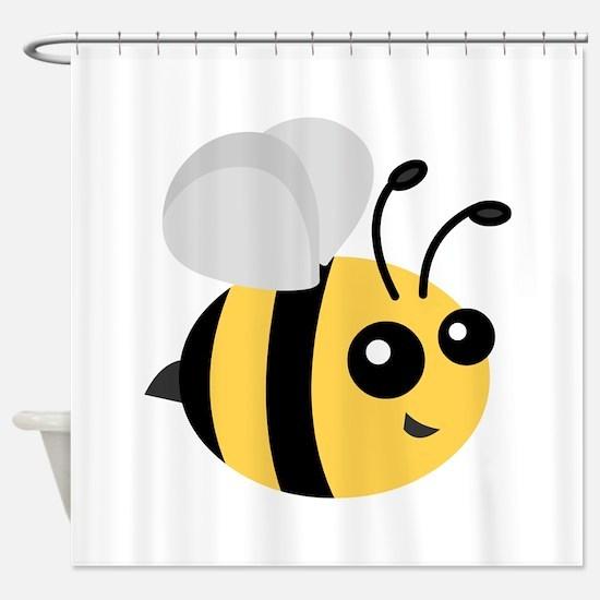 Cartoon Bumble Bee Bathroom Accessories Decor