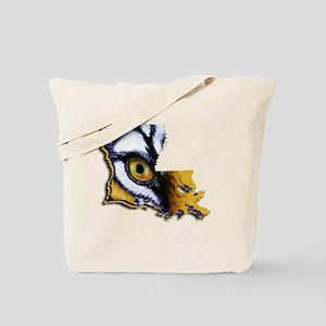 Louisiana Eye Tote Bag