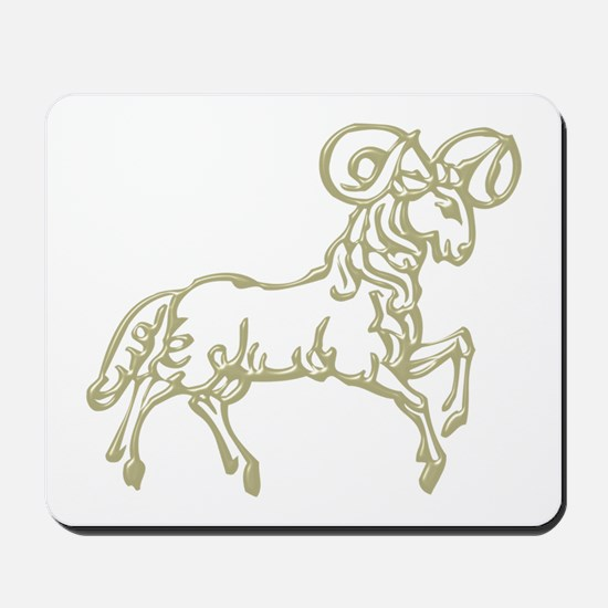 Zodiak aries office supplies office decor stationery more sign zodiak aries mousepad reheart Gallery
