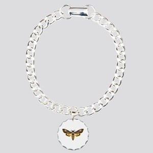 Deaths Head Moth Bracelet