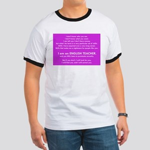 I will find you Punctuate Correctly T-Shirt
