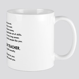 I will find you Spell Correctly Mugs