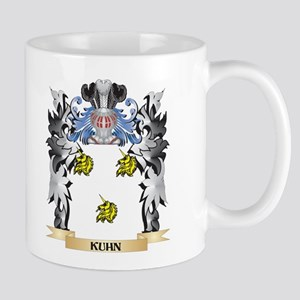 Kuhn Coat of Arms - Family Crest Mugs