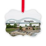 Memphis Picture Ornament