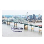 Memphis Postcards (Package of 8)