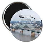 "Memphis 2.25"" Magnet (100 pack)"