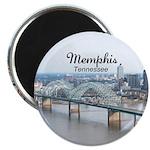 "Memphis 2.25"" Magnet (10 pack)"