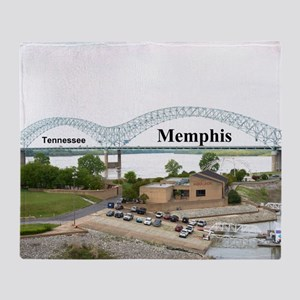 Memphis Throw Blanket