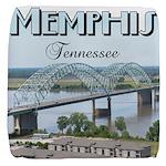 Memphis Cube Ottoman