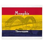 Memphis King Duvet