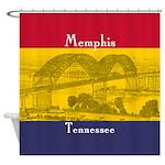 Memphis Shower Curtain