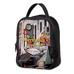 Memphis Neoprene Lunch Bag