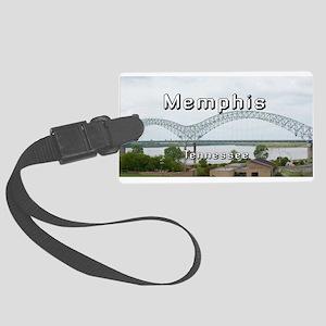 Memphis Large Luggage Tag