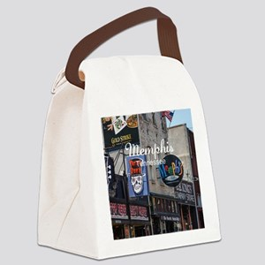 Memphis Canvas Lunch Bag