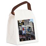 Memphis Canvas Lunch Bag