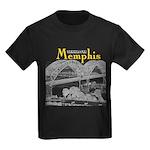 Memphis Kids Dark T-Shirt