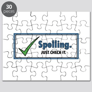 Just Do It – Spelling Puzzle