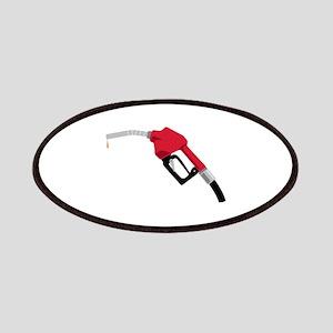 Gas Pump Nozzle Patch