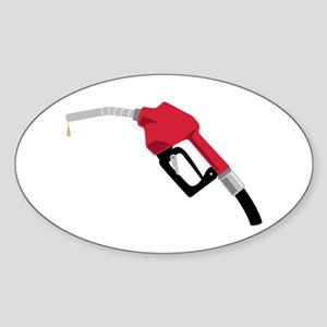 Gas Pump Nozzle Sticker
