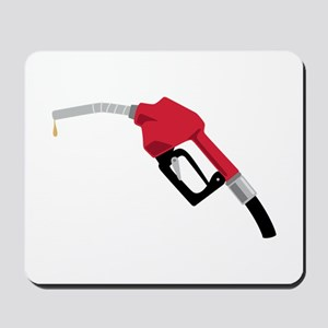 Gas Pump Nozzle Mousepad