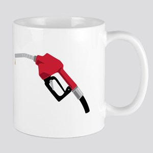 Gas Pump Nozzle Mugs