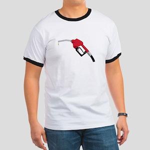 Gas Pump Nozzle T-Shirt