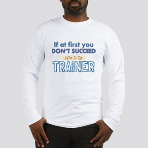 Trainer Long Sleeve T-Shirt